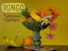 Rongo Tiki Bowl