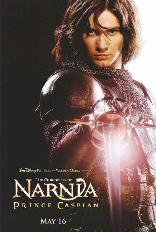 new narnia prince caspian poster the disney blog
