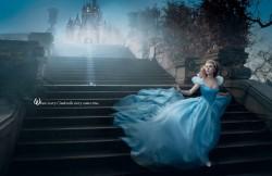 Scarlet Johanessen as Cinderella
