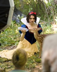 rachel weisz behind the scenes