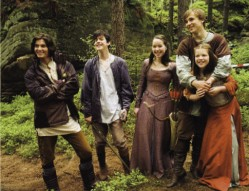 Cast of Narnia: Prince Caspian