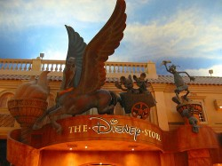 The Disney Store - Forum Shops