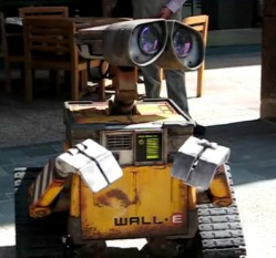 Wall-E in Real Life
