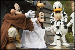 Star Wars Weekends Miniature Stormtroopers