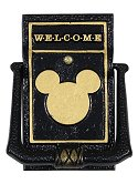 Mickey Mouse Doorknocker