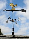 Mickey Weather Vane