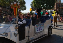 The 2009 Disneyland Resort Ambassador Team
