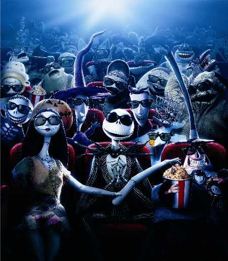 The Nightmare Before Christmas in Digital 3-D