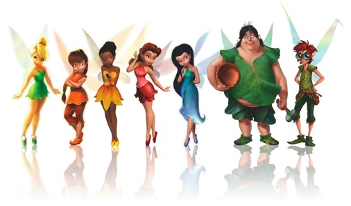 Tinker Bell Makes A Movie, Signs Deal for Four More | The ...