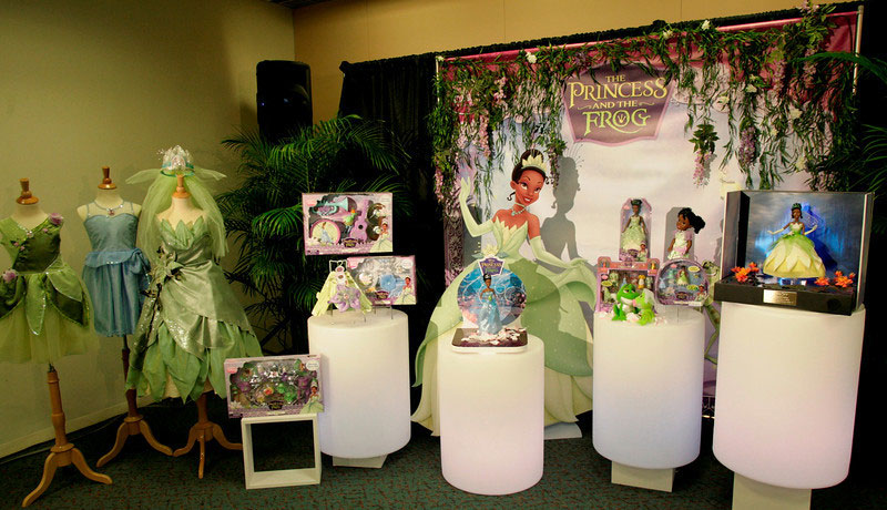 Princess And The Frog Toys Revealed Disney Blog