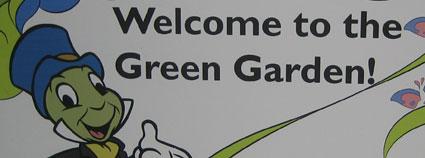Green Gardening at EPCOT