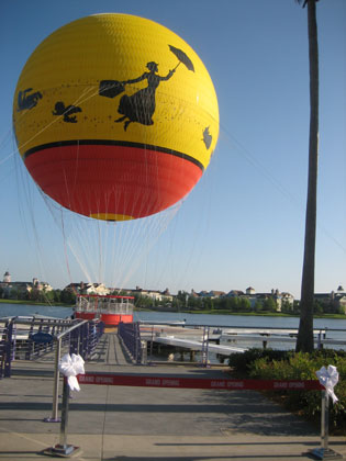 aerophile characters in flight