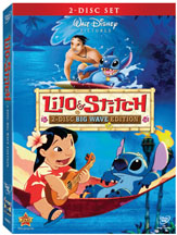 lilo and stitch big wave edition dvd