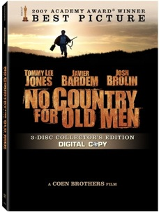 no country dvd collectors edition