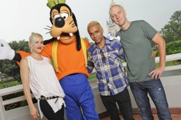 """No Doubt"" visits Walt Disney World in Florida"