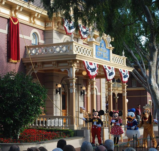 Disney's Fab Five Prepare