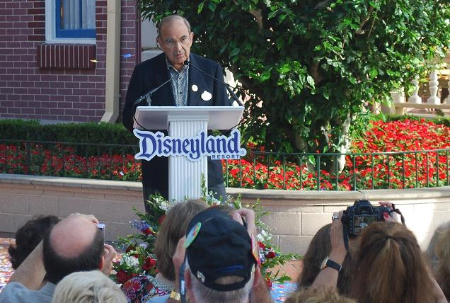 Marty Sklar Speaks