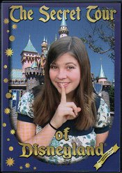 The Secret Tour of Disneyland DVD