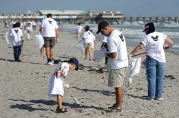 voluntear brevard coastal cleanup