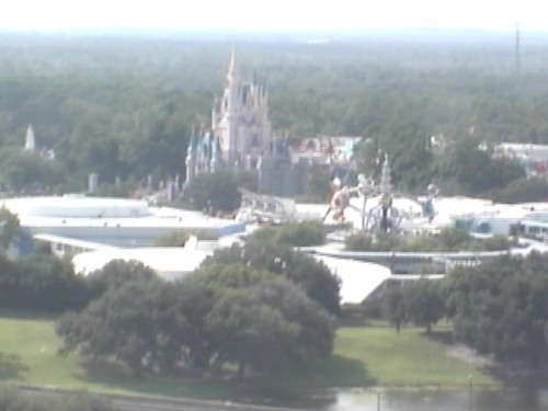 New Magic Kingdom Webcam At Walt Disney World The Disney Blog