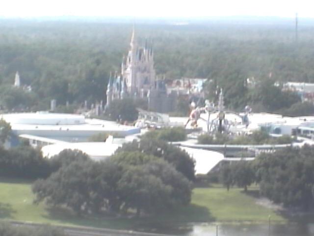 Disney Word Magic Kingdom Webcam