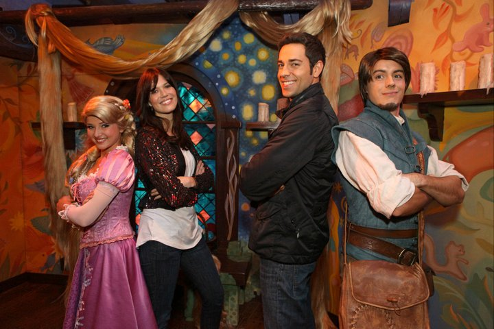 Zachary Levi Tangled Voice Tangled Characters mee...