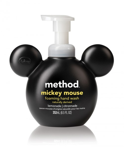 Mickey Mouse Shaped Soap Dispenser The Disney Blog