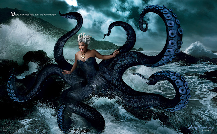 Annie Leibovitz New Celebrity Disney Dream Portrait Photos