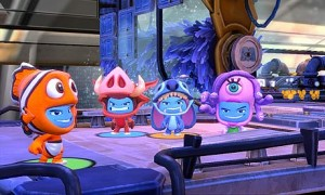 A screenshot from Disney Universe