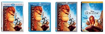 Lion King Diamond Edition Dvd Coming October 4th The Disney Blog