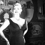 Betty Taylor at Disneyland's Golden Horseshoe Revue