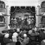 Vinage Disneyland's Golden Horseshoe Revue
