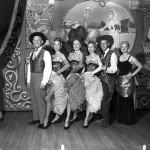 Vintage Disneyland's Golden Horseshoe Revue