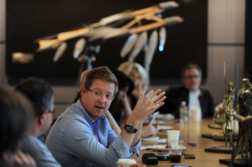 Andrew Stanton, Director of John Carter