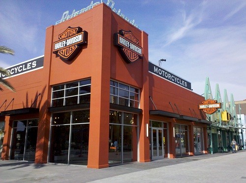 new harley davidson location open at downtown disney orlando | the