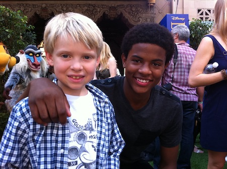 Atticus & Trevor Jackson