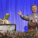 KERMIT THE FROG, ROWLF, TOM BERGERON