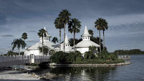 Grand Floridian DVC Construction Forcing Weddings To Move