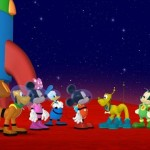 GOOFY, MINNIE MOUSE, DONALD DUCK, MICKEY MOUSE, PLUTO FROM PLUTO, MARTIAN MICKEY