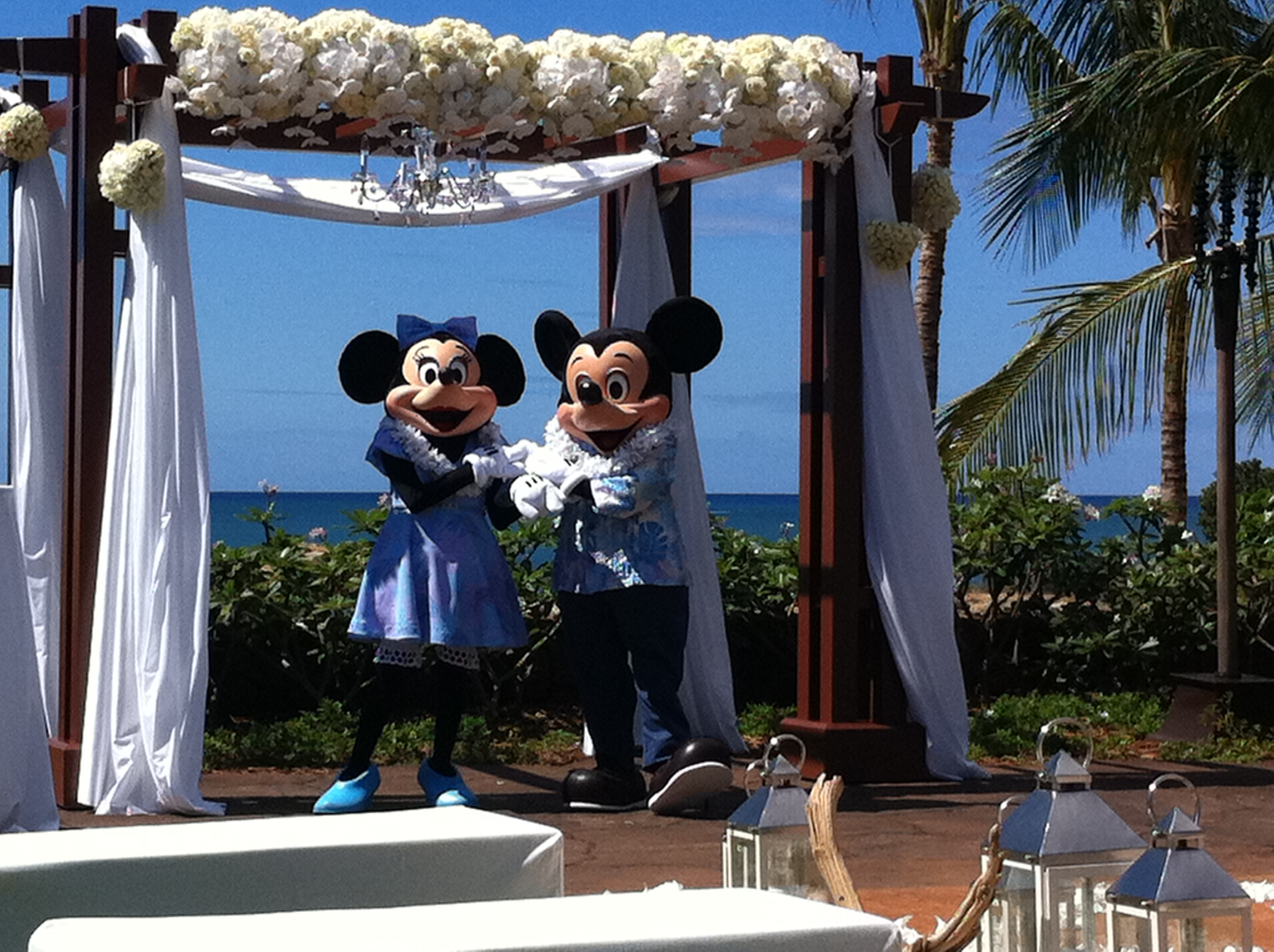 Aulani weddings