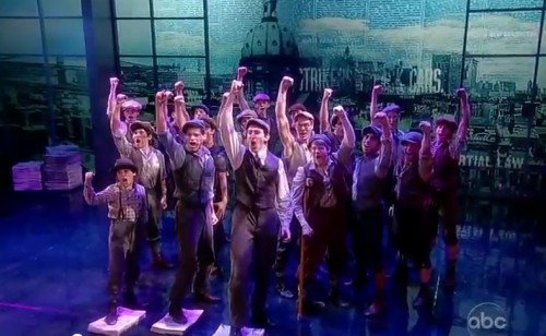 newsies-theview