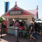 Carribean Booth - 2011 EPCOT Food & Wine Festival