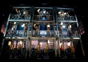 newsies-onstage