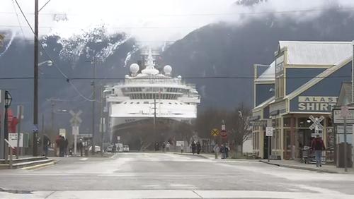 Disney Cruise Line Returning To Alaska The Disney Blog - Toy disney cruise ship