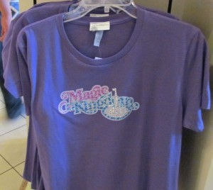 Another nice t-shirt, this one in a women's cut. Good material too.