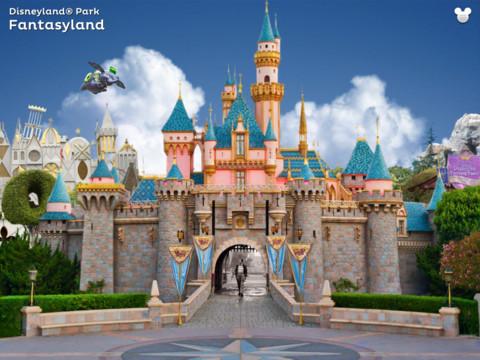 Disneyland Explorer App Now For Free On The Ipad The Disney Blog
