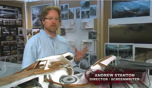 Andrew Stanton, Director John Carter