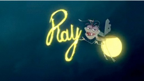 "Learn to Draw series: Ray the Firefly from ""Princess and the Frog ..."