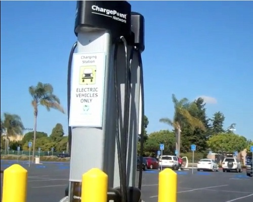 San Diego Electric Car Charging Stations