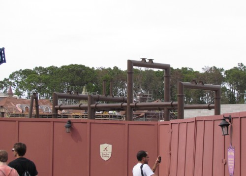 New Fantasyland Expansion Magic Kingdom